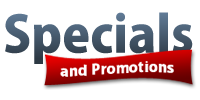Specials And Promotions
