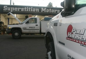 Fleet Services | Superstition Motors Ltd.